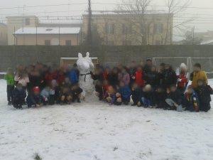 puppazzo di Neve CR3