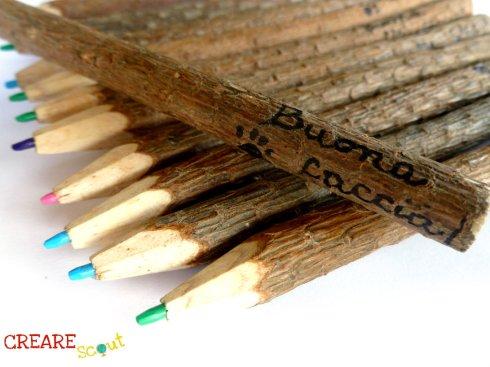 Matite legno buona caccia