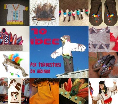 10 idee per travestirsi da indiano